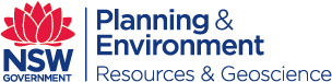 Resources and Geoscience logo
